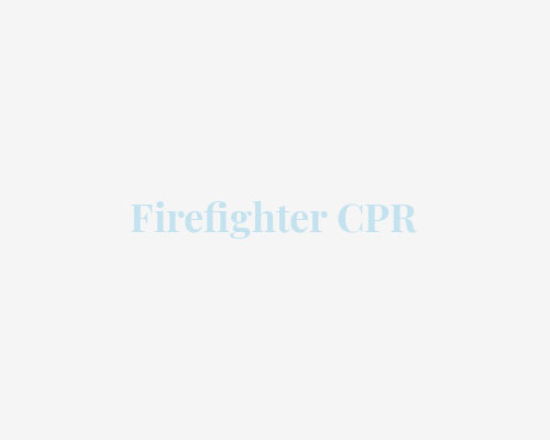 Firefighter CPR